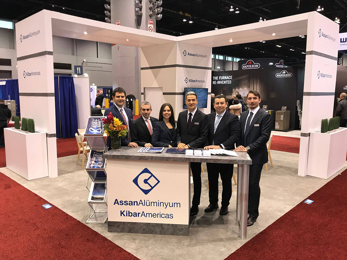 Assan Alüminyum Has Completed The Ahr Expo As A Part Of Its Expansıon Plan In North Amerıca