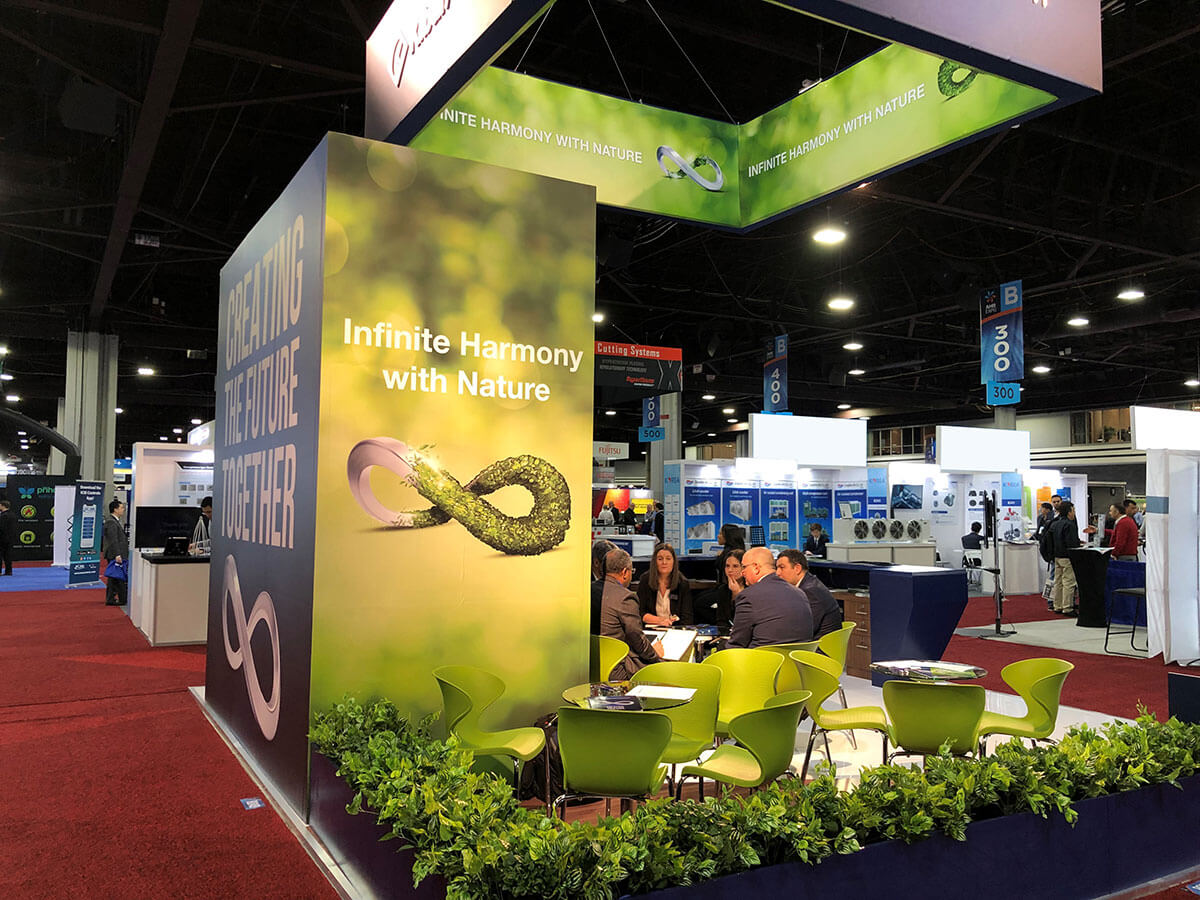 Kibar Americas hosted its business partners at the AHR Expo 2019