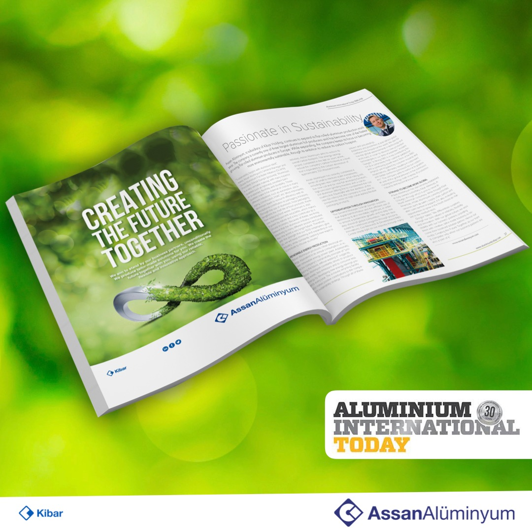 Aluminium International Today 30th Anniversary Book