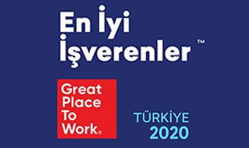 "Assan Alüminyum is certified as one of the ""Best Workplaces"" in Turkey by Great Place to Work® Turkey"