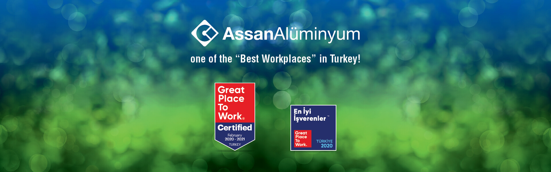 One of the Best Workplaces in Turkey