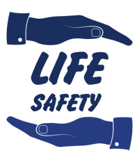 Life Safety Logo